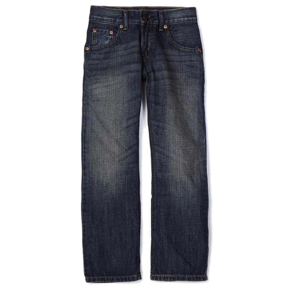 "LEVI'S Little Boys' 505""¢ Straight Fit Jeans 4"
