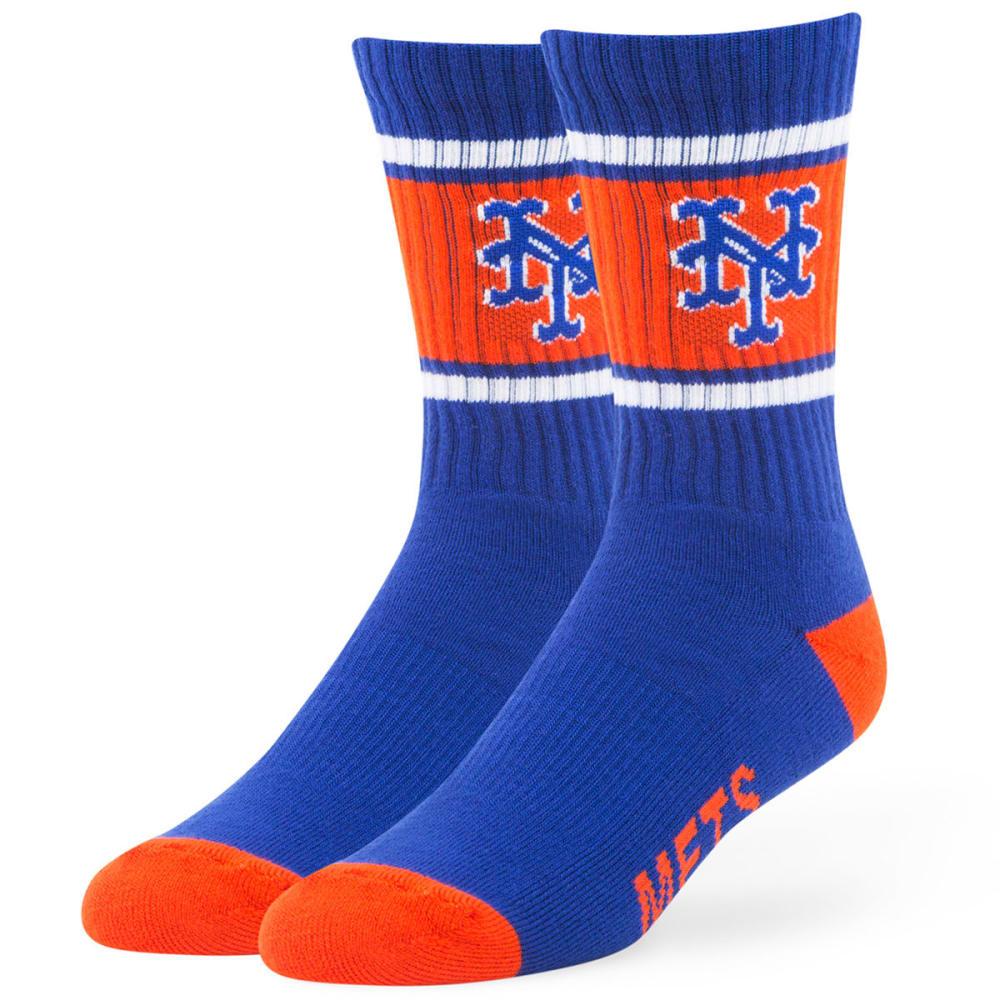 NEW YORK METS '47 Duster Sport Crew Socks - ROYAL BLUE