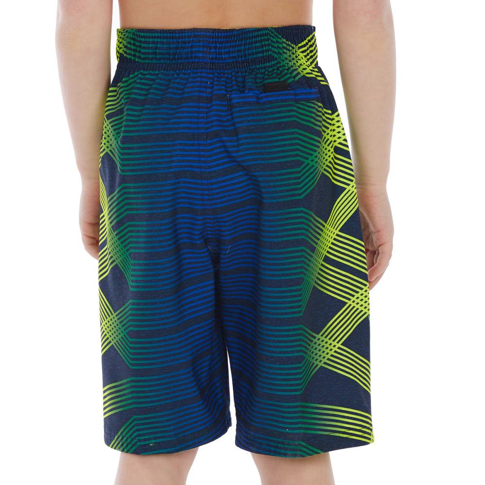 NIKE Boys' Breaker Volley Swim Shorts - 737-VOLT