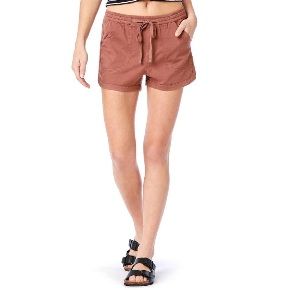 UNIONBAY Juniors' Maribeth Pull-On Shorts S