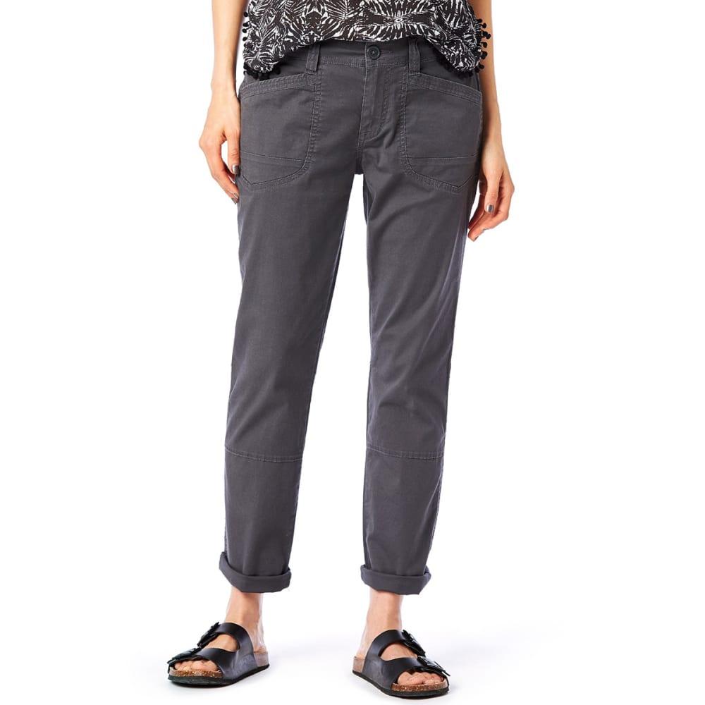 SUPPLIES BY UNIONBAY Women's Midori Stretch Pants - 039J-GALAXY GREY