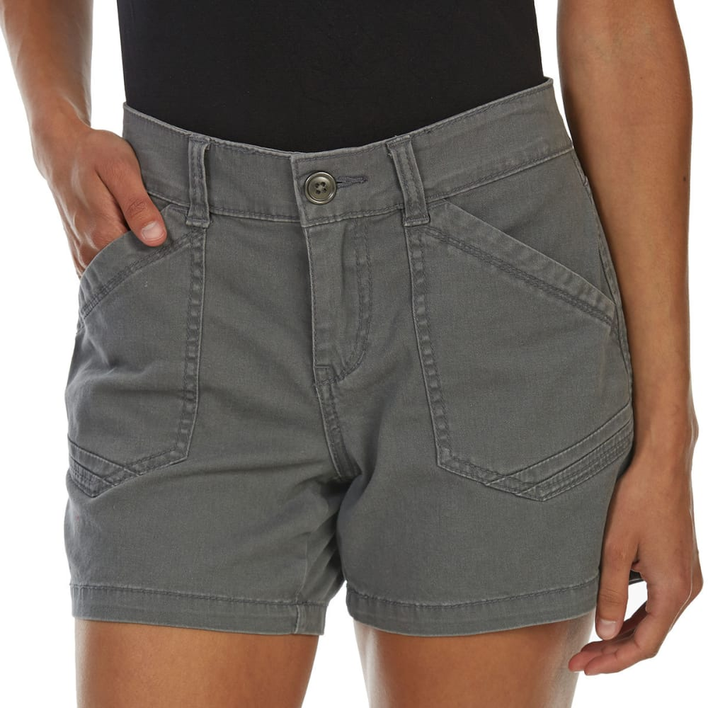 SUPPLIES BY UNIONBAY Women's 5 in. Alix Solid Shorts 4