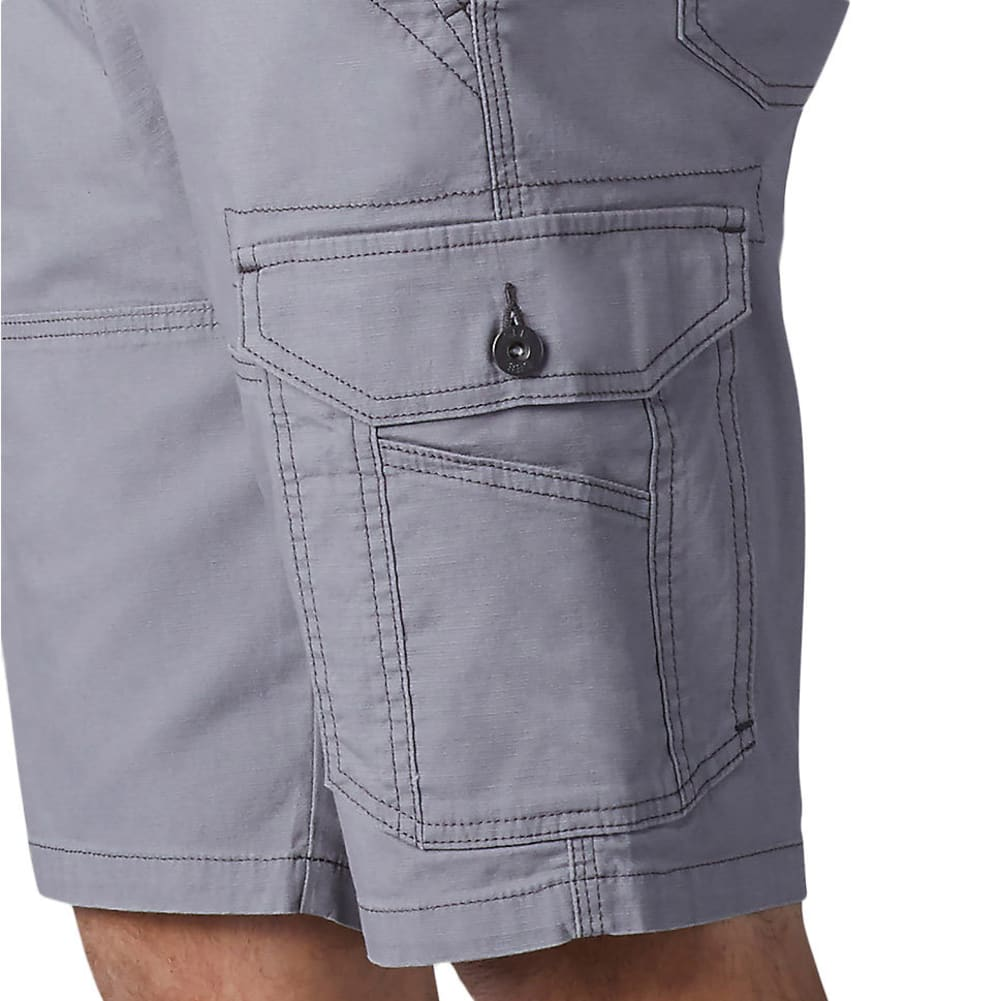 LEE Guys' Extreme Motion Swope Shorts - SILVER-6015