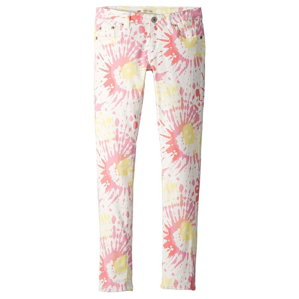LEVI'S Big Girls' 710 Jet Set Jeans 8