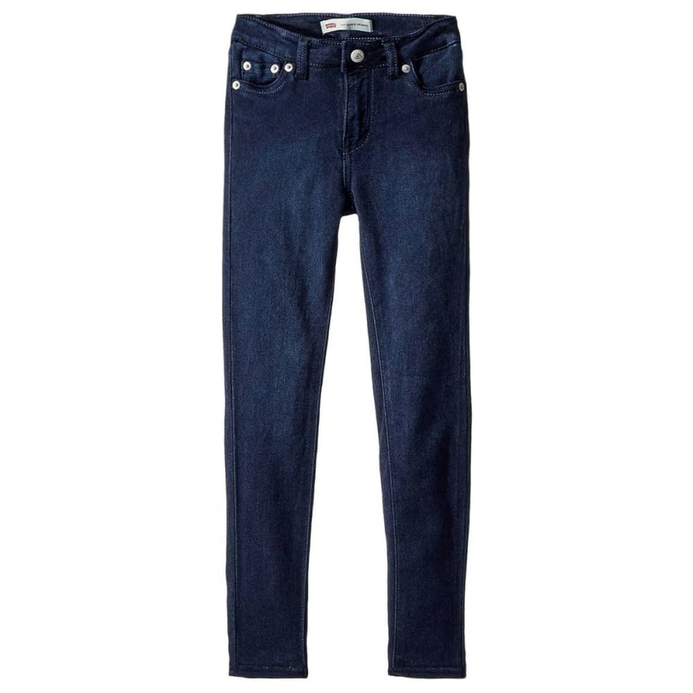 LEVI'S Little Girls' 710 Everyday Super-Skinny Jeans 6