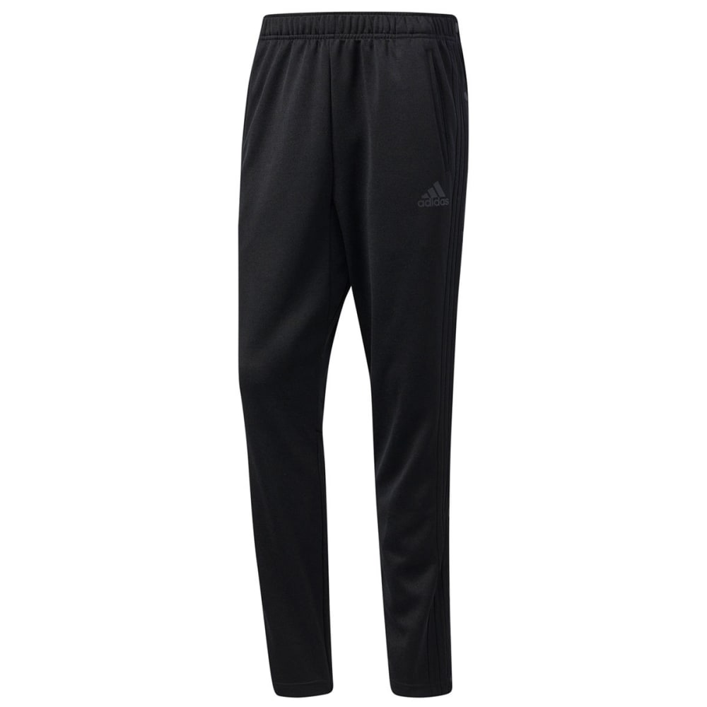 Adidas Men's Squad Id Snap Track Pants - Black, S