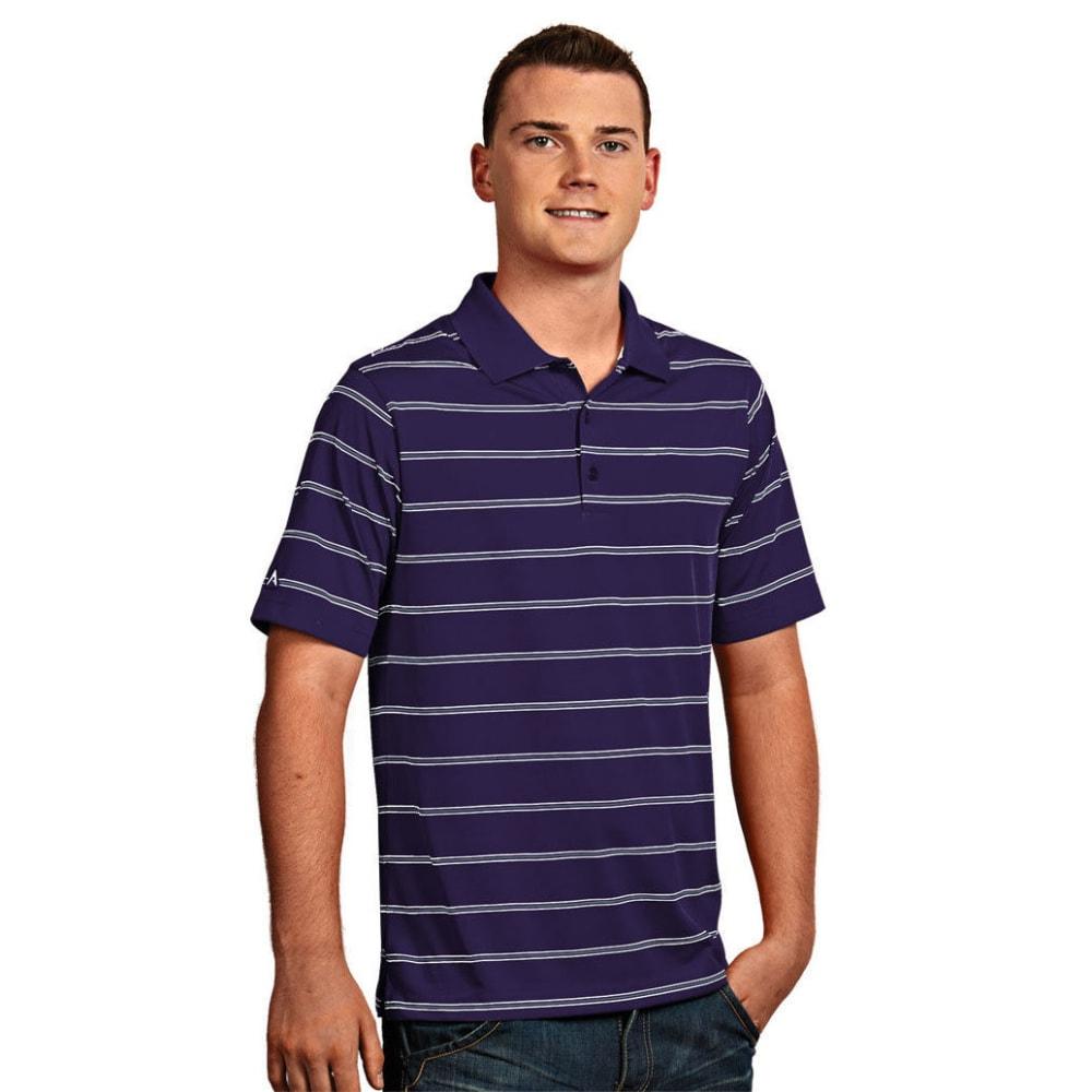 ANTIGUA Men's Deluxe Short-Sleeve Polo Shirt S