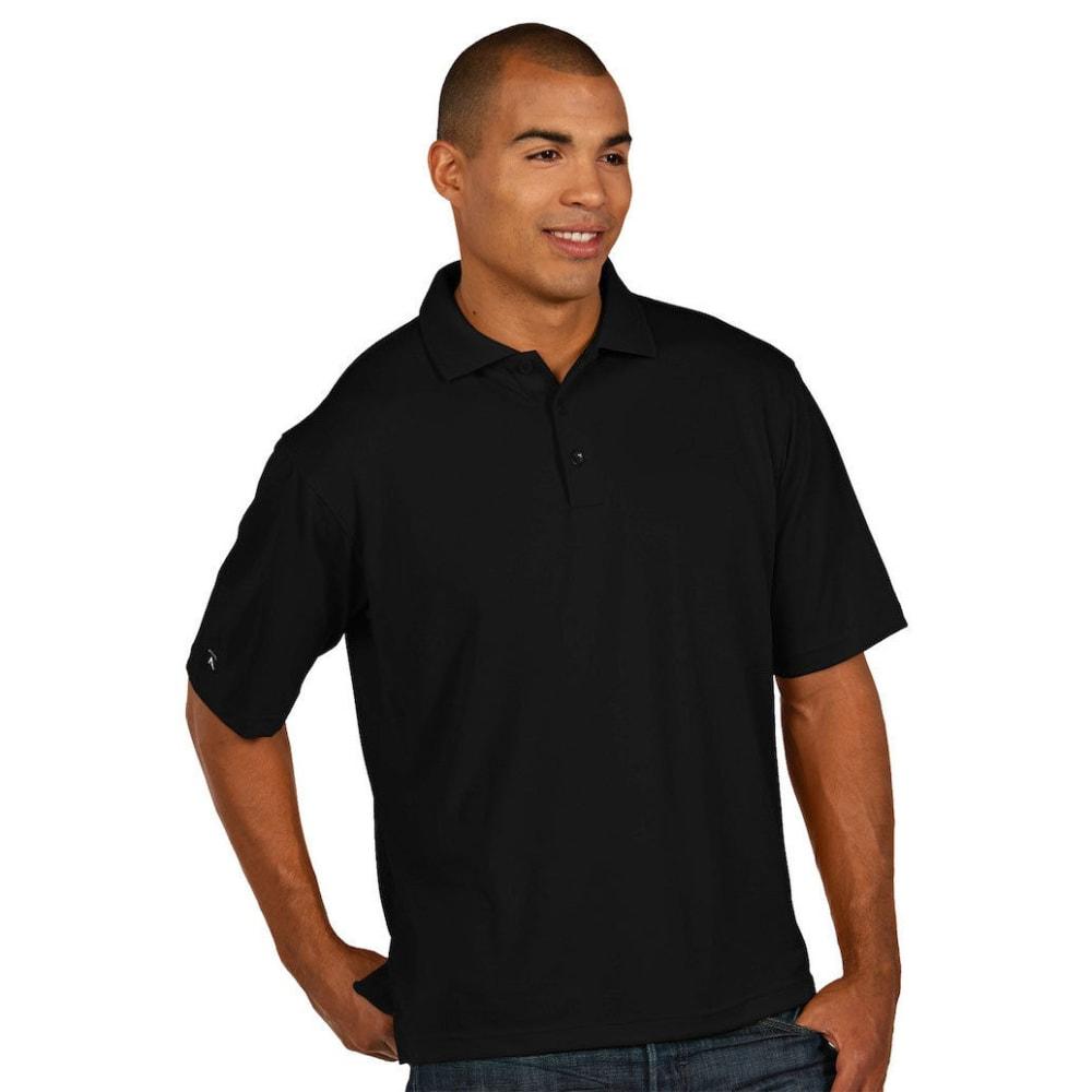 ANTIGUA Men's Pique Xtra Lite Short-Sleeve Polo Shirt M
