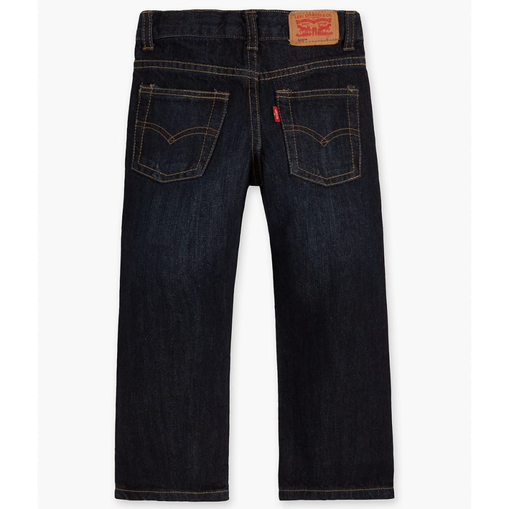 """LEVI'S Toddler Boys' 505""""¢ Straight Fit Jeans - MIDNIGHT-390"""