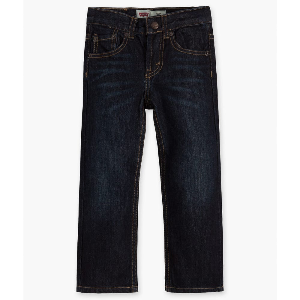 LEVI'S Toddler Boys' 505™ Straight Fit Jeans - MIDNIGHT-390