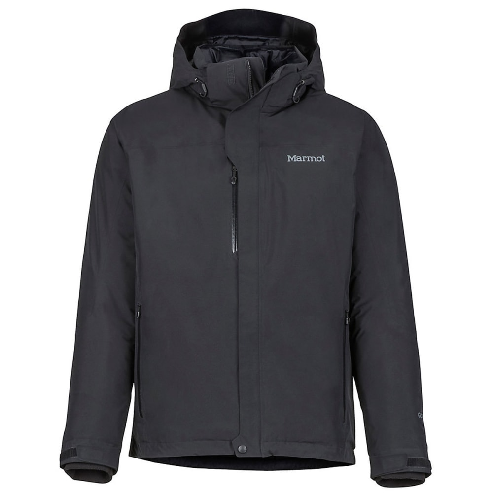 Marmot Men's Synergy Featherless Jacket - Black, XL