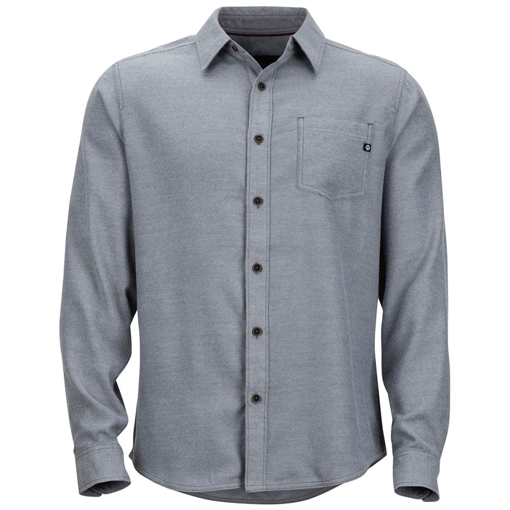 MARMOT Men's Hobson Midweight Flannel Long-Sleeve Shirt S