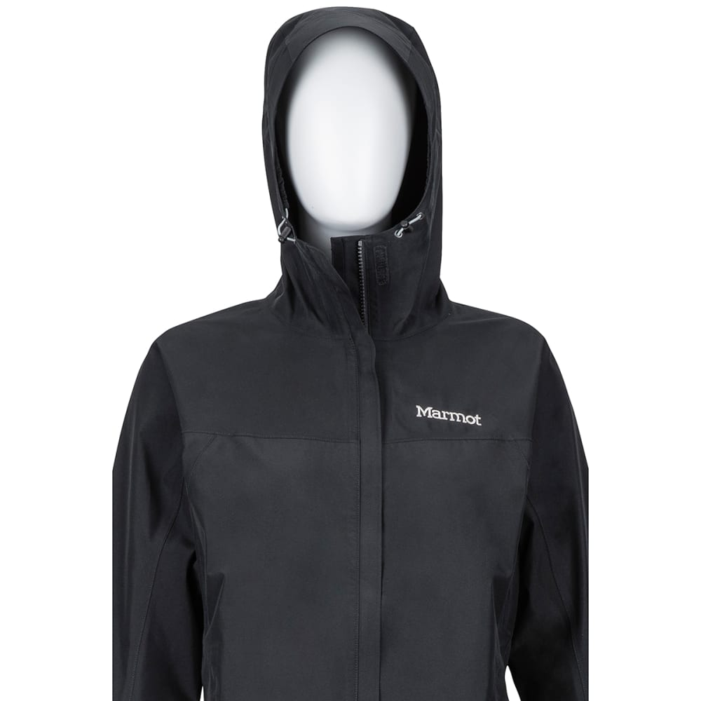 MARMOT Women's Minimalist Waterproof Jacket - BLACK-001