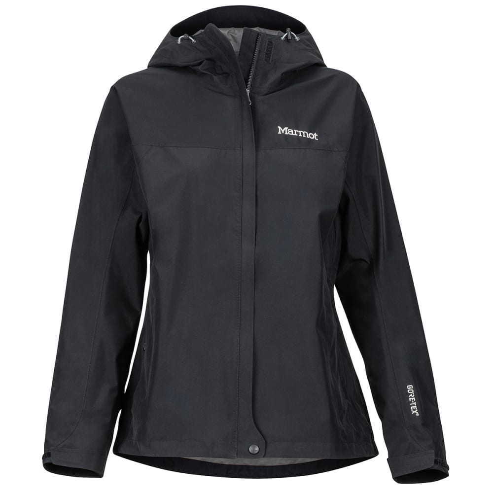 Marmot Women's Minimalist Waterproof Jacket - Black, S