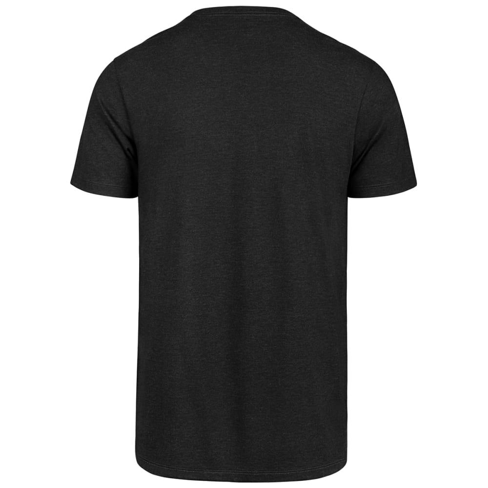 BOSTON CELTICS Men's Logo Man '47 Club Short-Sleeve Tee - BLACK