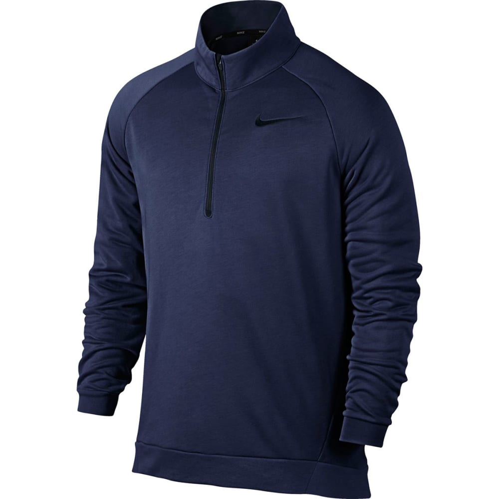 NIKE Men's Dry Training Top - BINARY BLUE -429