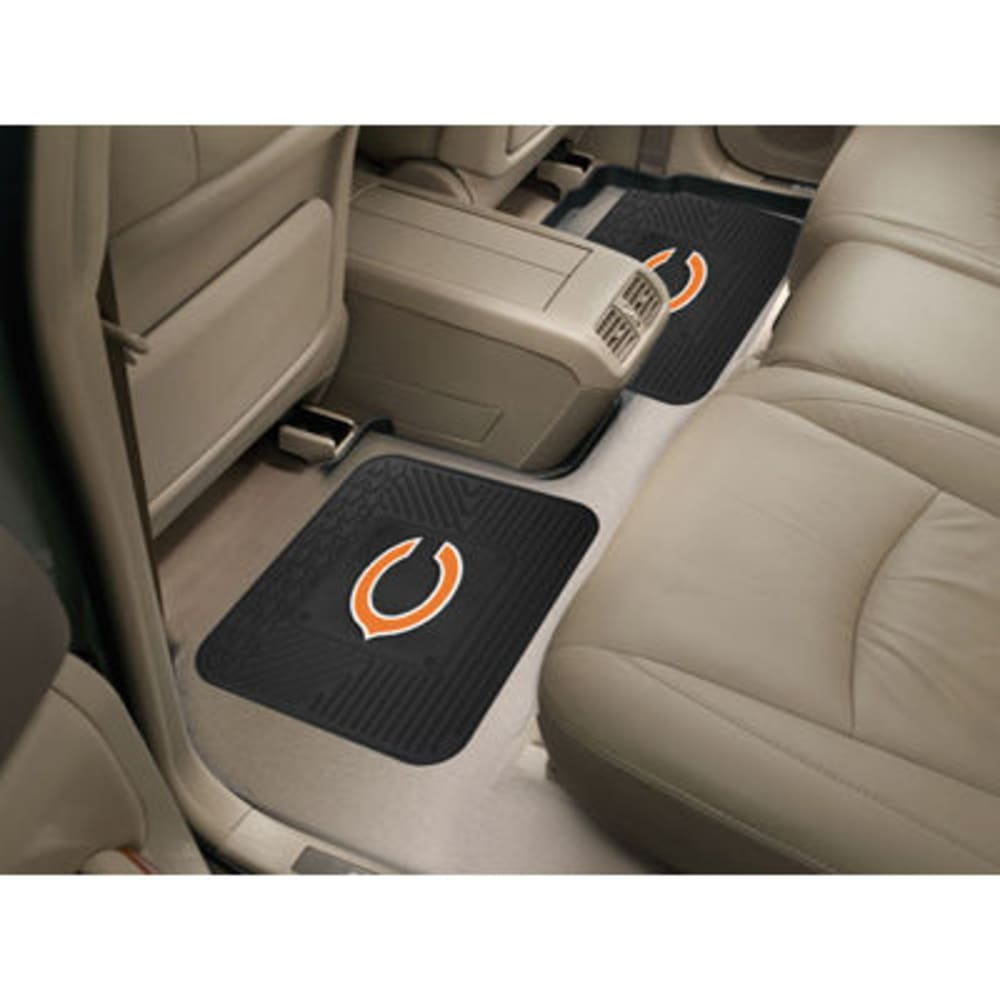 CHICAGO BEARS Utility Mats, Set of 2 ONE SIZE