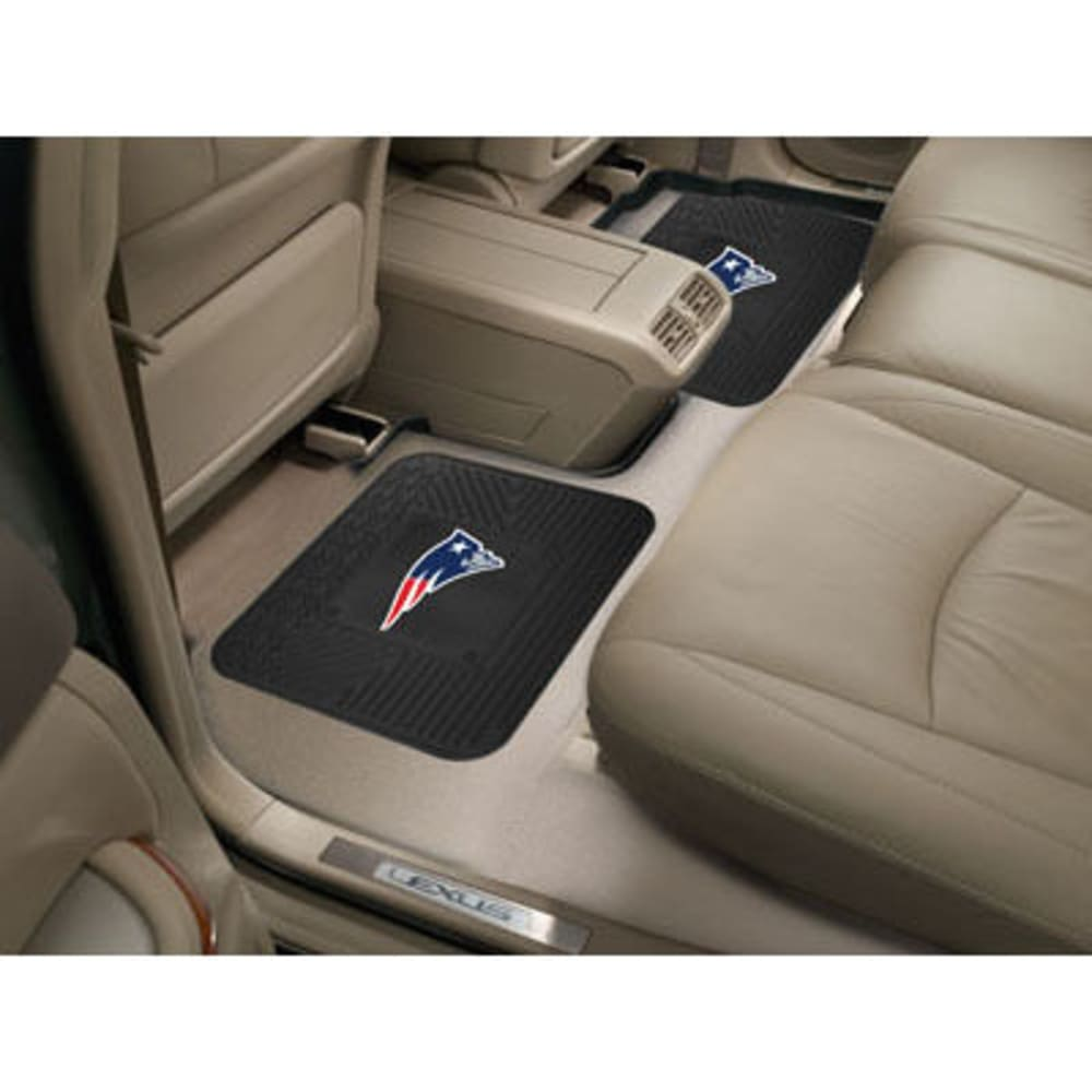 New England Patriots Utility Mats, Set Of 2
