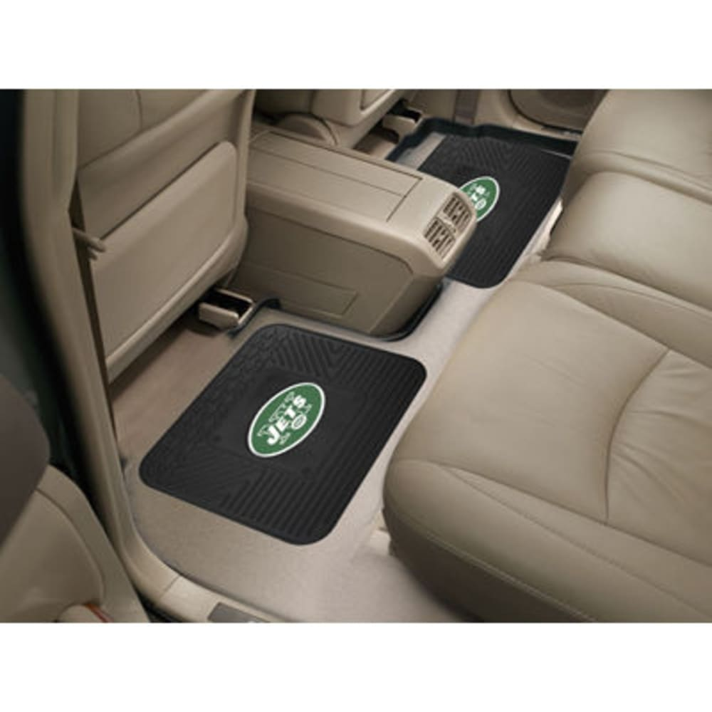 NEW YORK JETS Utility Mats, Set of 2 ONE SIZE