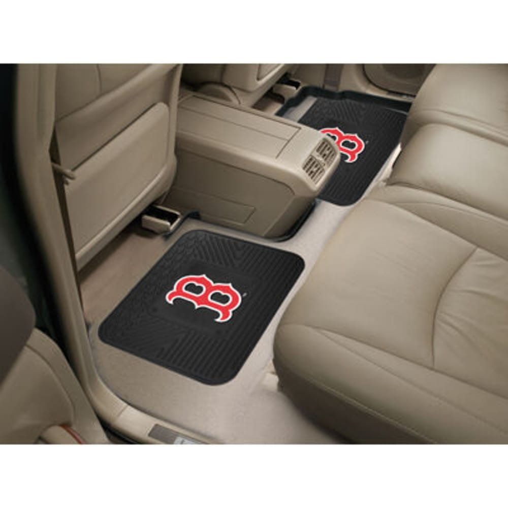 BOSTON RED SOX Utility Mats, Set of 2 ONE SIZE