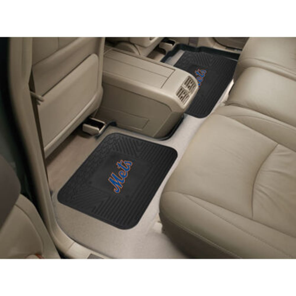 NEW YORK METS Utility Mats, Set of 2 ONE SIZE