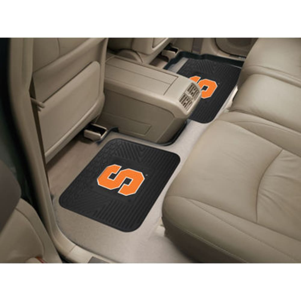 Syracuse University Utility Mats, Set Of 2