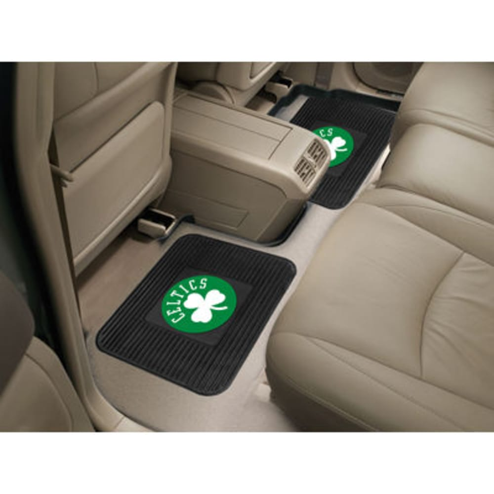 Boston Celtics Utility Mats, Set Of 2