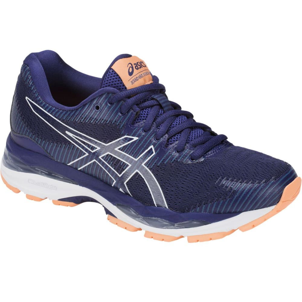 Asics Women's Gel-Ziruss 2 Running Shoes - Blue, 7