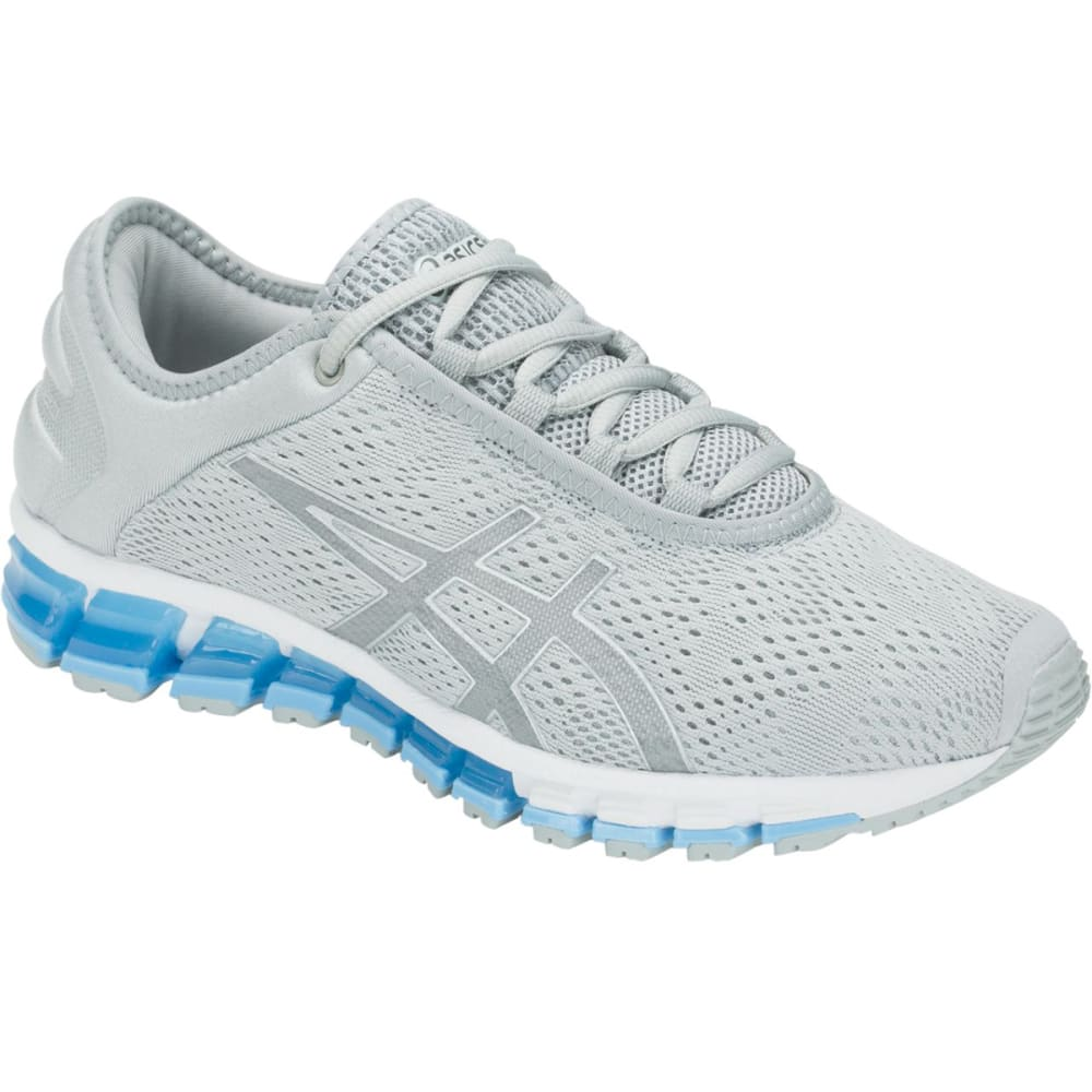 ASICS Women's Gel-Quantum 180 3 Running Shoes - MID GREY - 021