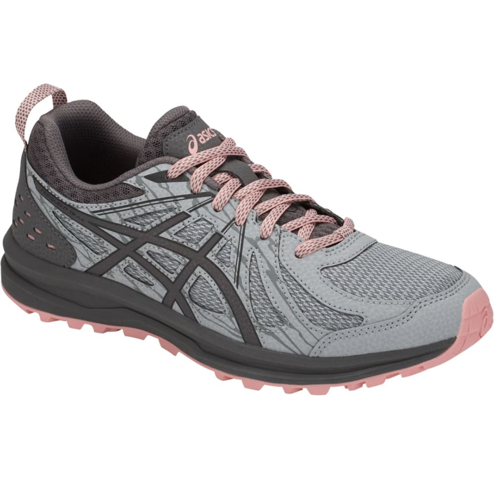 ASICS Women's Frequent Trail Running Shoes - GREY - 021