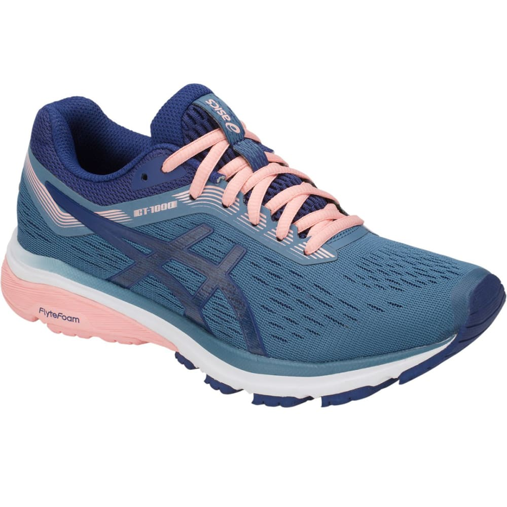 ASICS Women's GT-1000 7 Running Shoes - BLUE PRINT - 400
