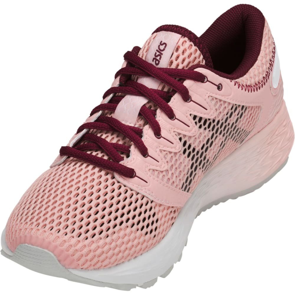ASICS Women's Roadhawk FF 2 Running Shoes - FROSTED ROASE - 700
