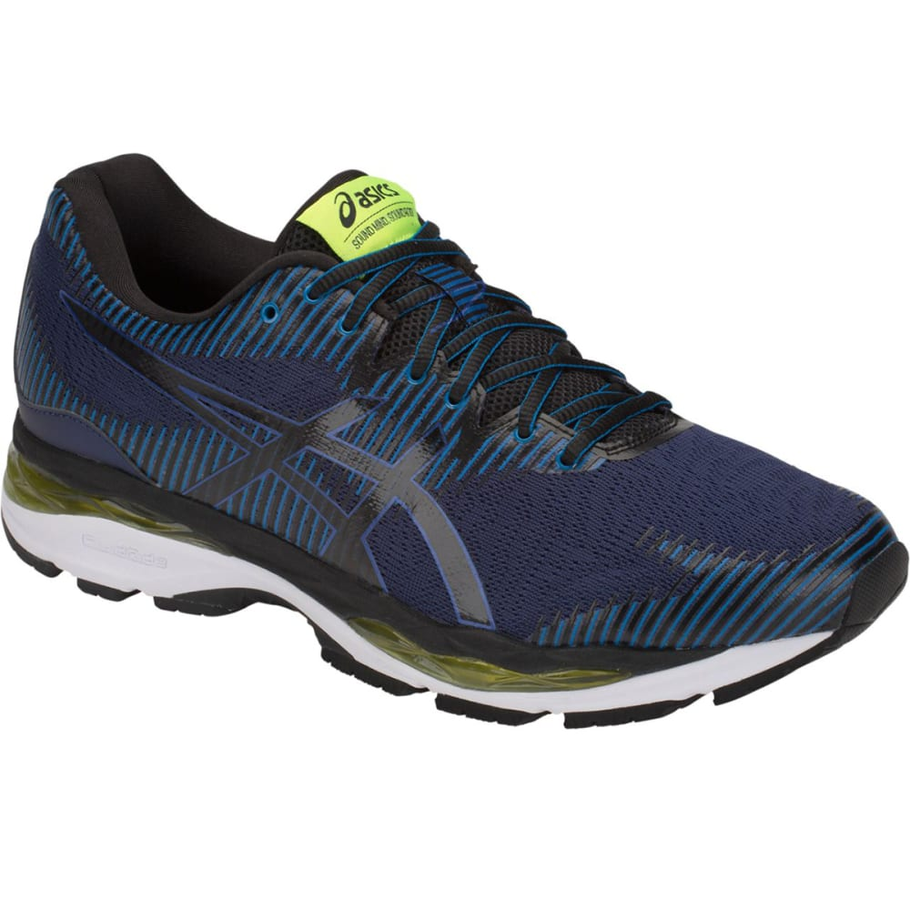 ASICS Men's Gel-Ziruss 2 Running Shoes - INDIGO BLUE - 400