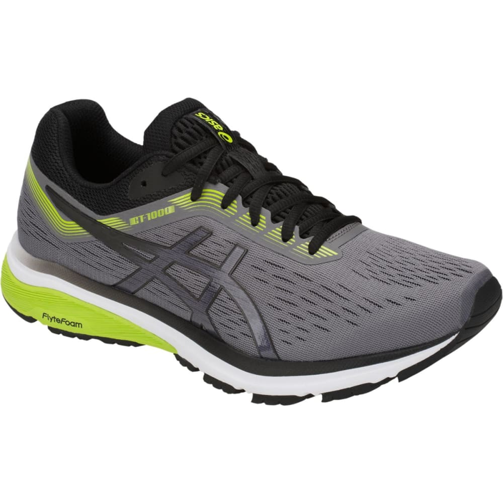 ASICS Men's GT-1000 7 Running Shoes, 4E - CARBON - 021