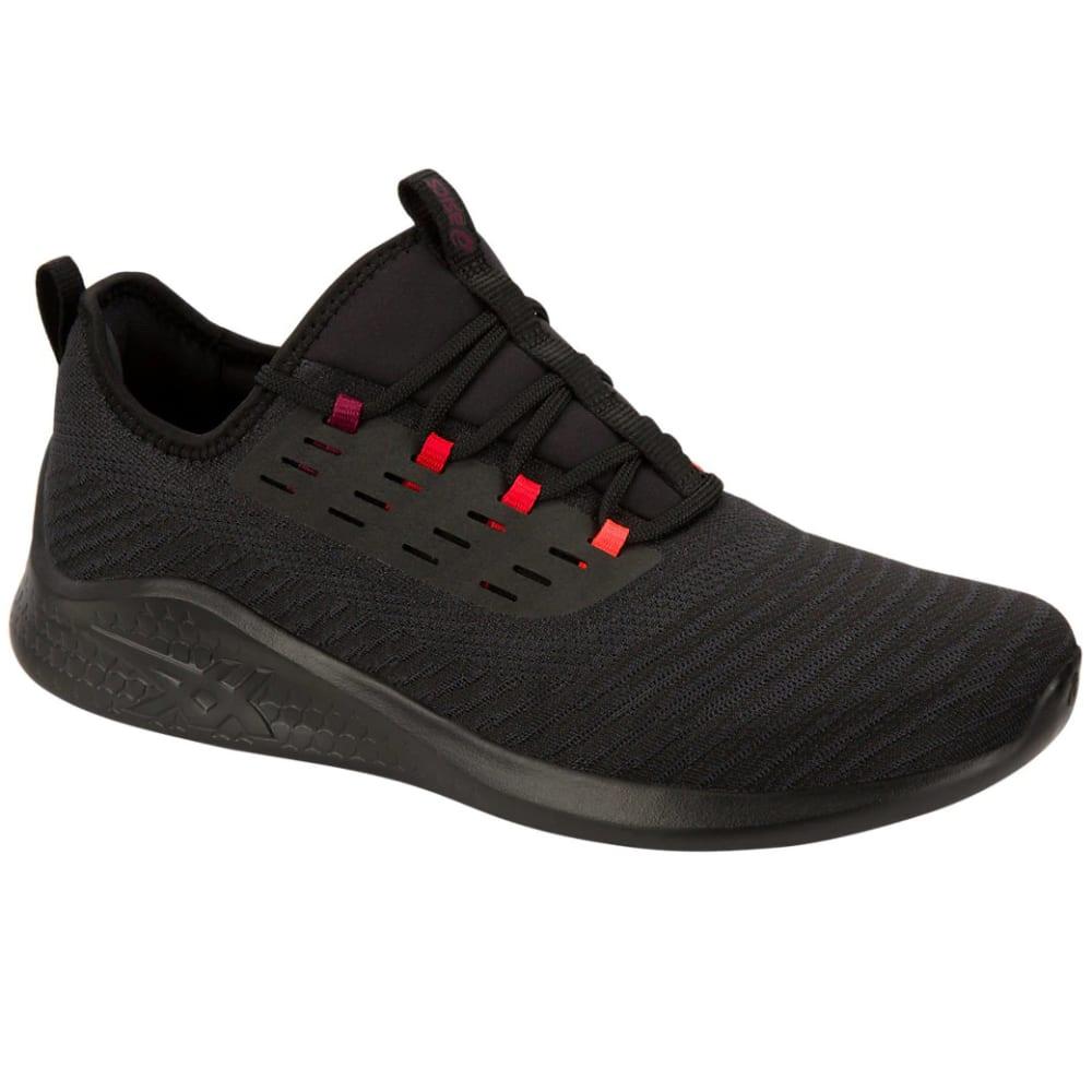 ASICS Men's FUZETORA Twist Running Shoes - BLACK-001