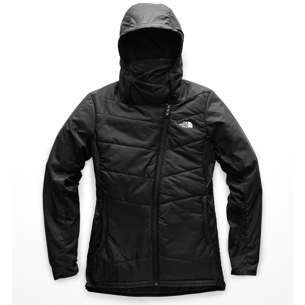 THE NORTH FACE Women's Nordic Ventrix Jacket - JK3-TNF BLACK