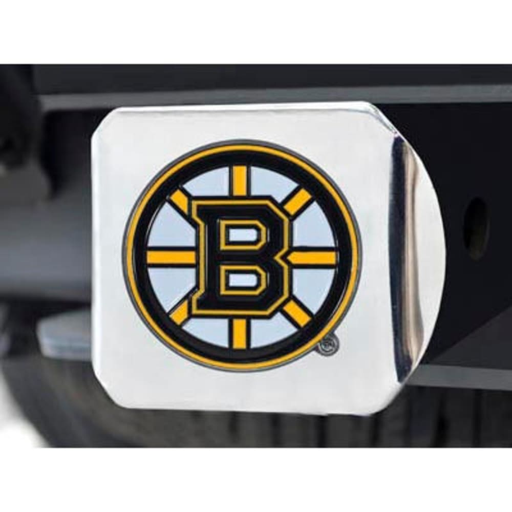 Fan Mats Boston Bruins Color Hitch Cover