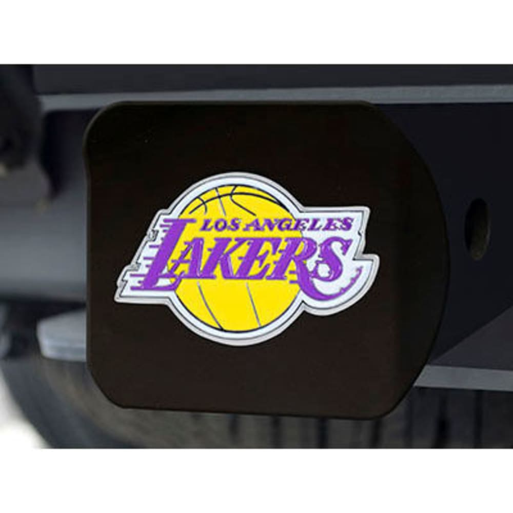 FAN MATS Los Angeles Lakers Color Hitch Cover ONE SIZE