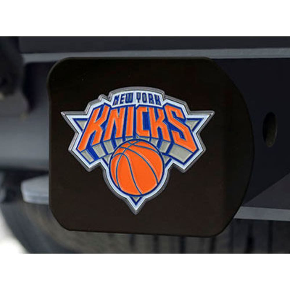 FAN MATS New York Knicks Color Hitch Cover ONE SIZE