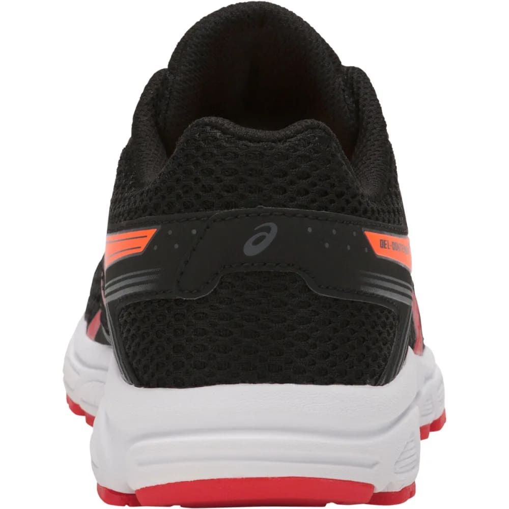 ASICS Big Boys' Grade School GEL-Contend 4 Running Shoes - BLACK - 002