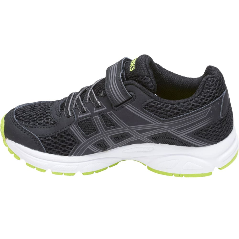 ASICS Little Boys' Preschool GEL-Contend 4 Running Shoes - BLACK - 002