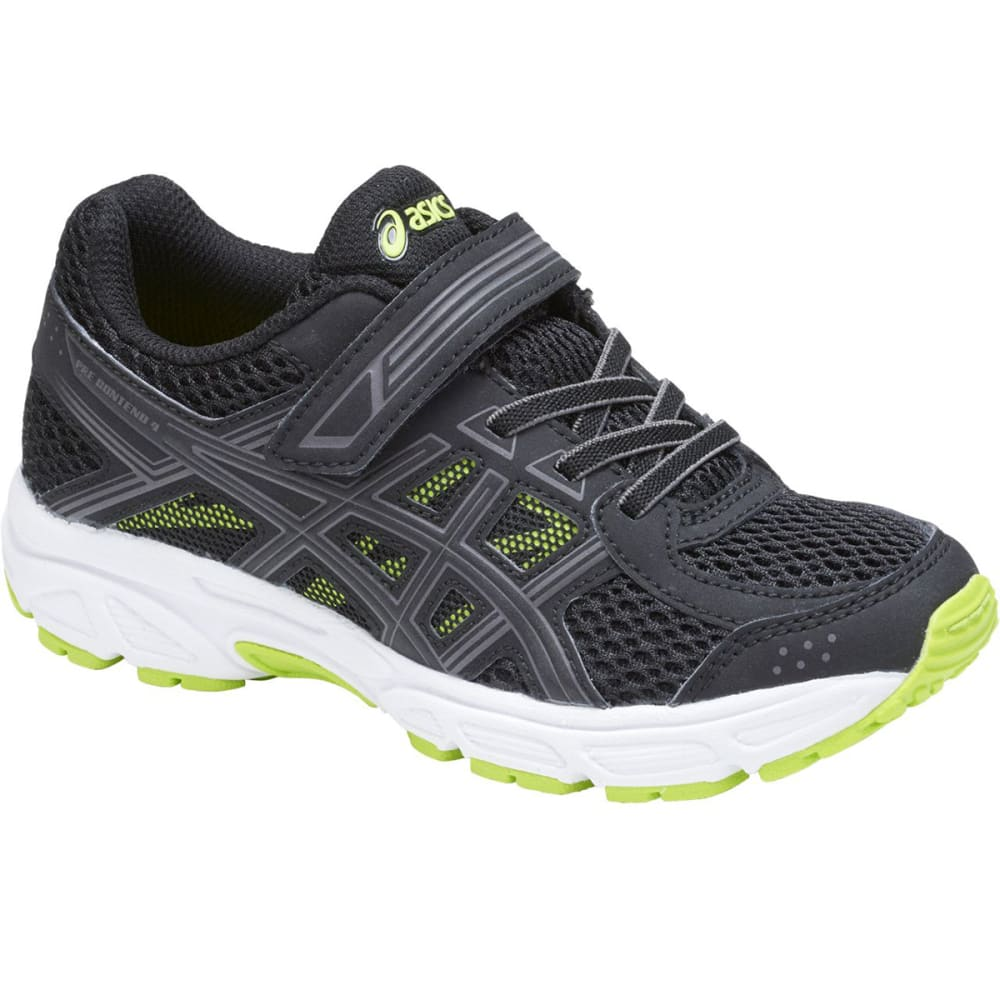 a1edbbc21ae ASICS Little Boys' Preschool GEL-Contend 4 Running Shoes