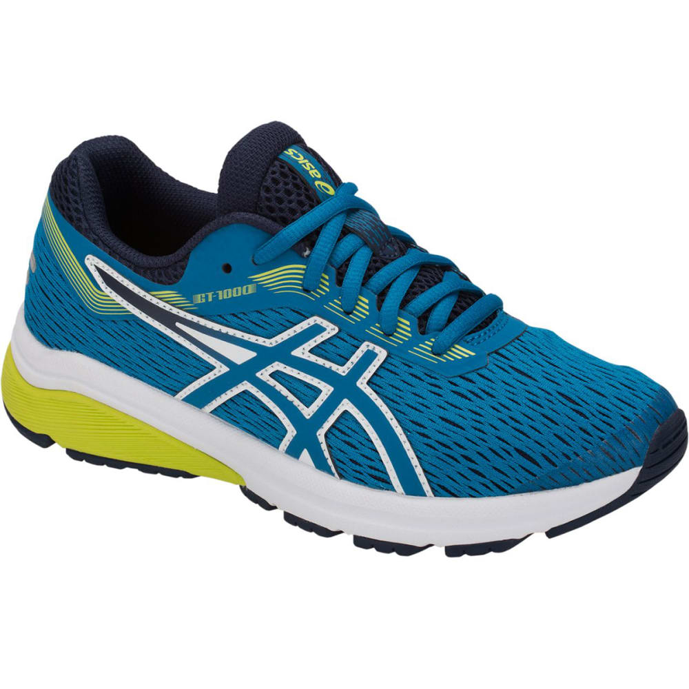 ASICS Big Boys' Grade School GT-1000 7 Running Shoes - RACE BLUE - 402
