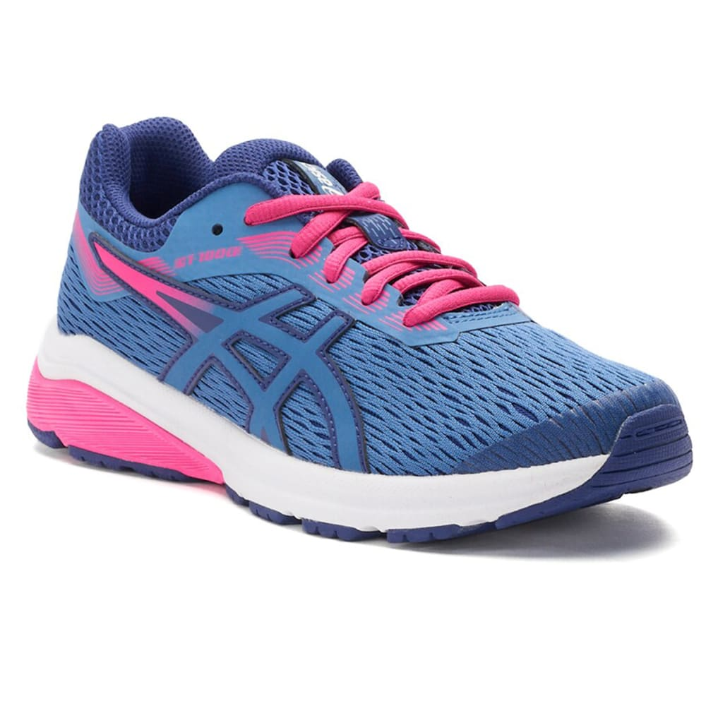 ASICS Big Girls' Grade School GT-1000 7 Running Shoes - AZURE - 400