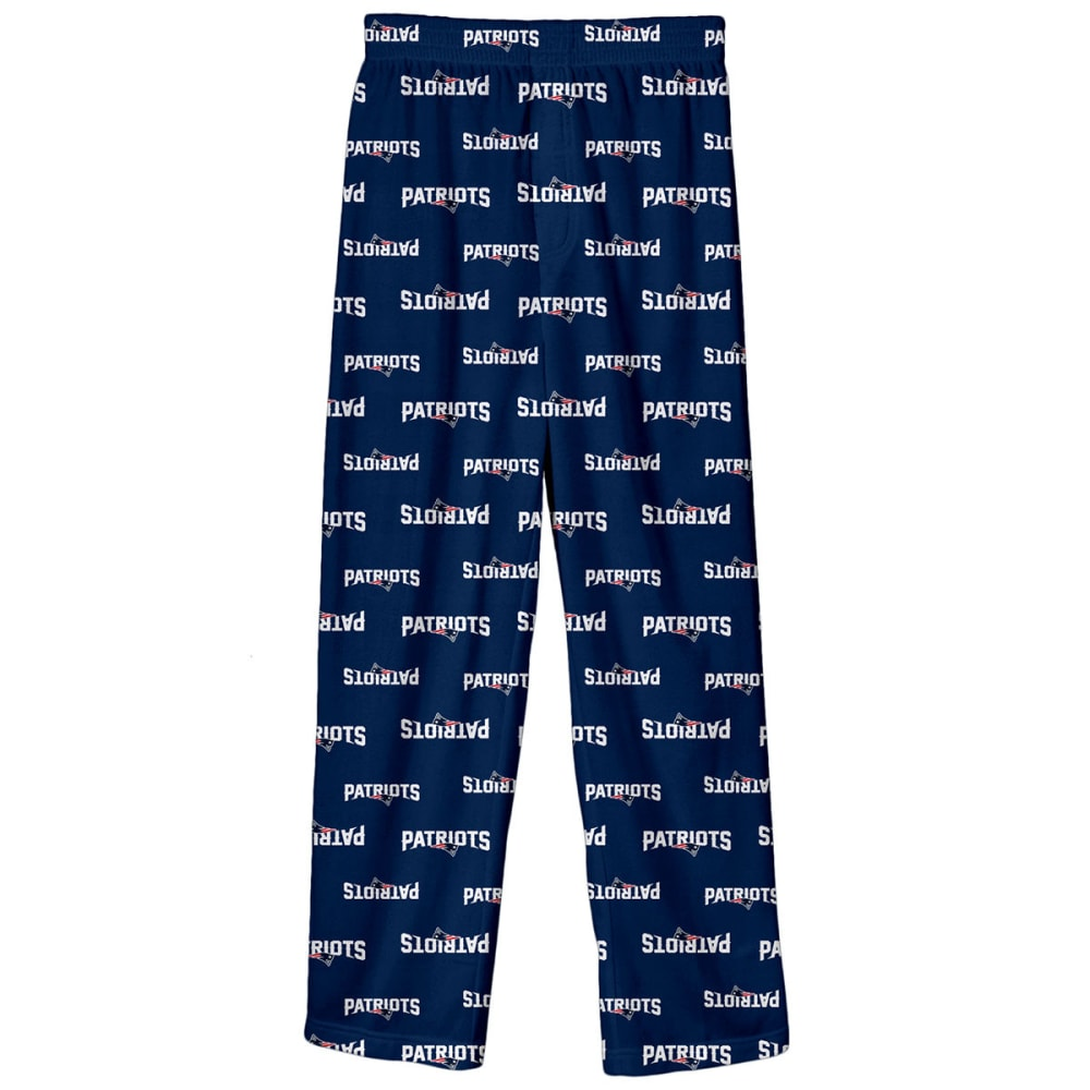 NEW ENGLAND PATRIOTS Little Boys' Team Color Printed Lounge Pants - NAVY