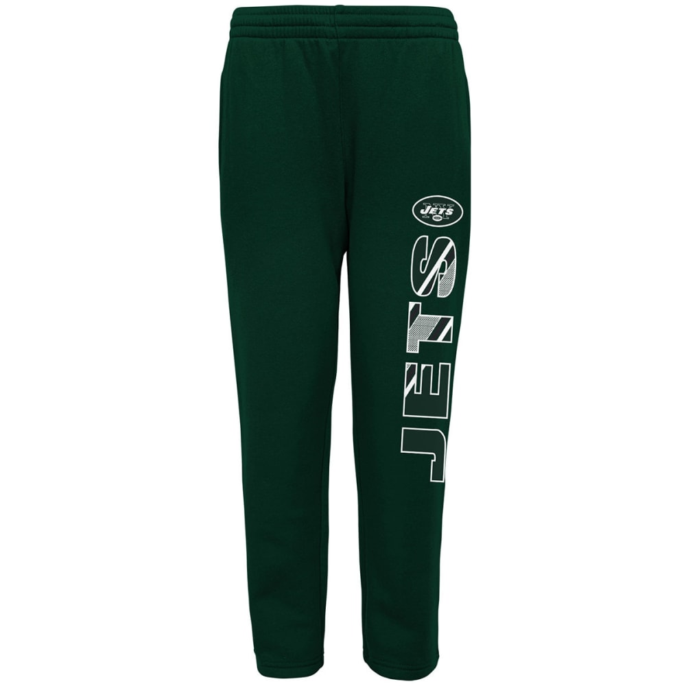 NEW YORK JETS Big Boys' Origin Fleece Pants - GREEN