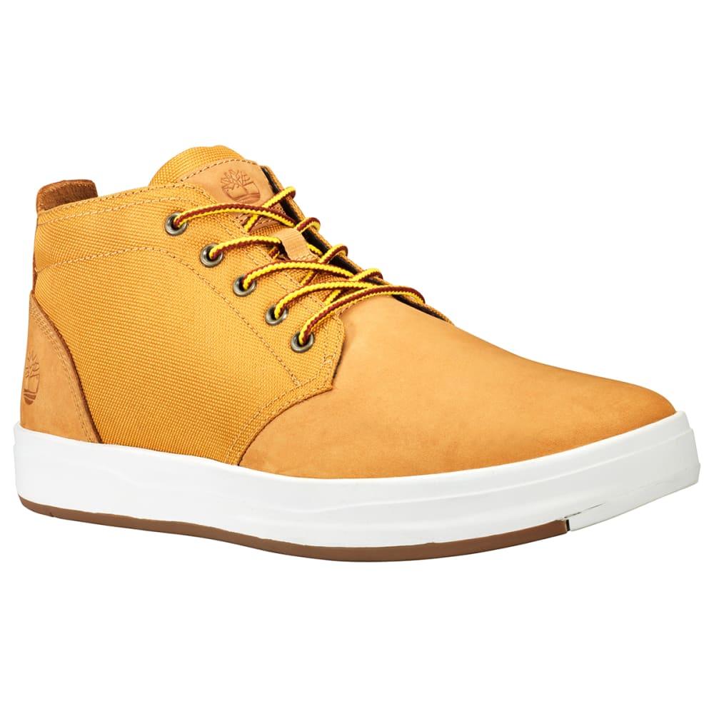 TIMBERLAND Men's Davis Square Chukka Boots - WHEAT