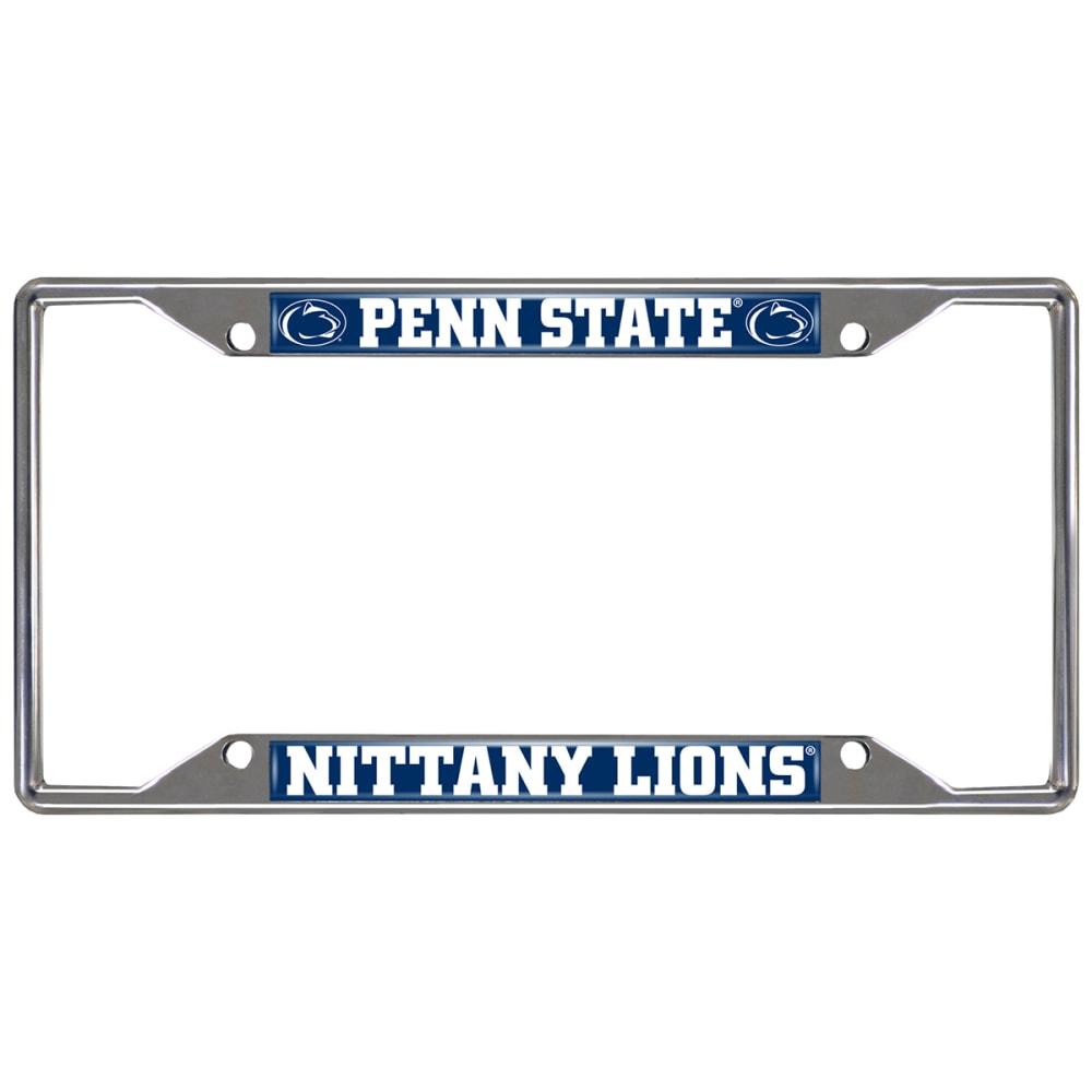 FAN MATS Penn State Nittany Lions License Plate Frame - BLUE/WHITE