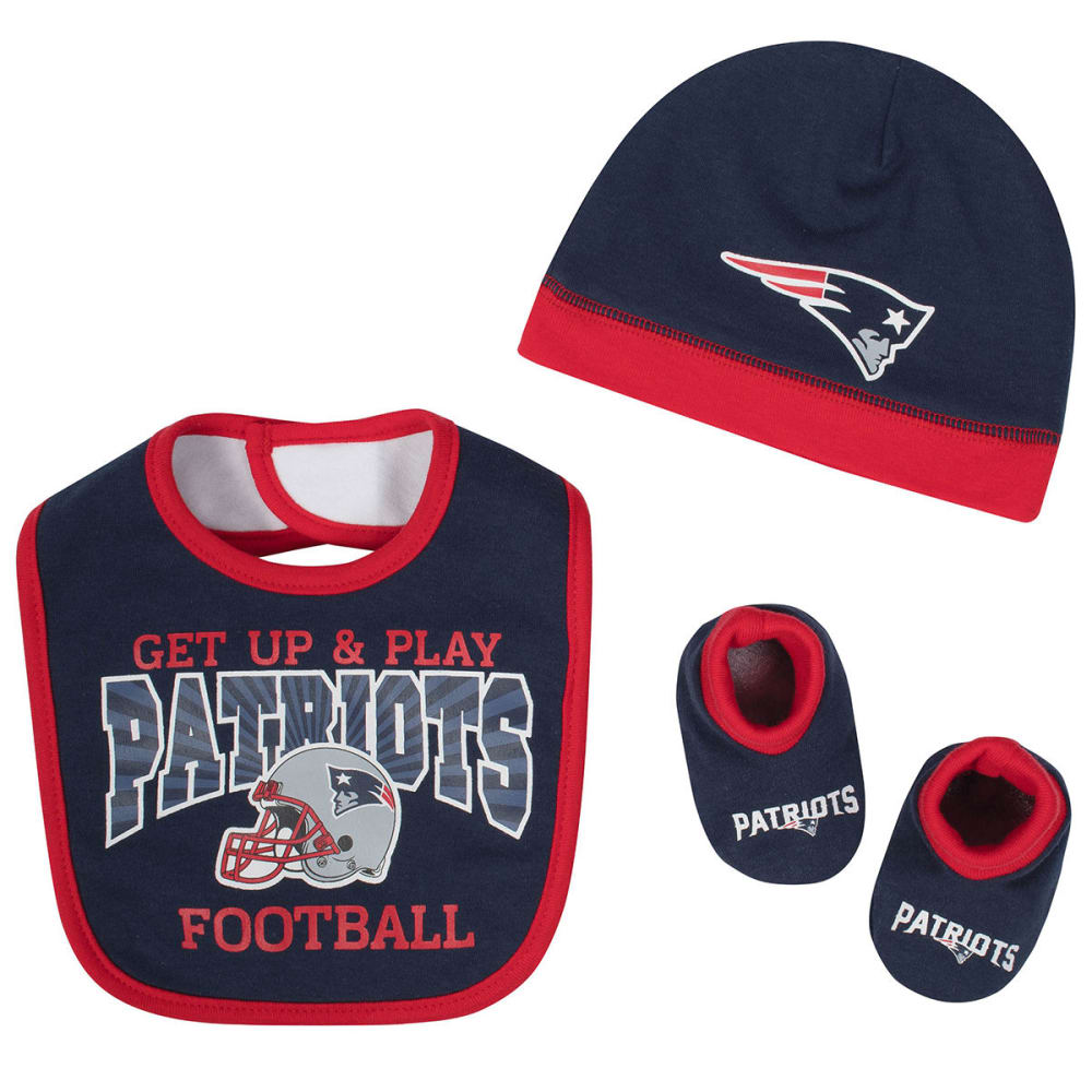 ... caps ff306 120c0 get new england patriots infants cap bib and booties  set 45e8a 6810f ... ba60b56e7b07