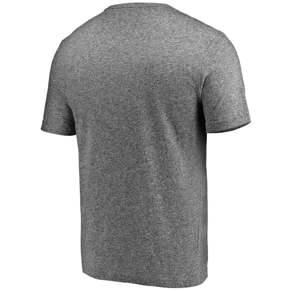 NEW YORK JETS Men's Static Fade Short-Sleeve Tee - GREY